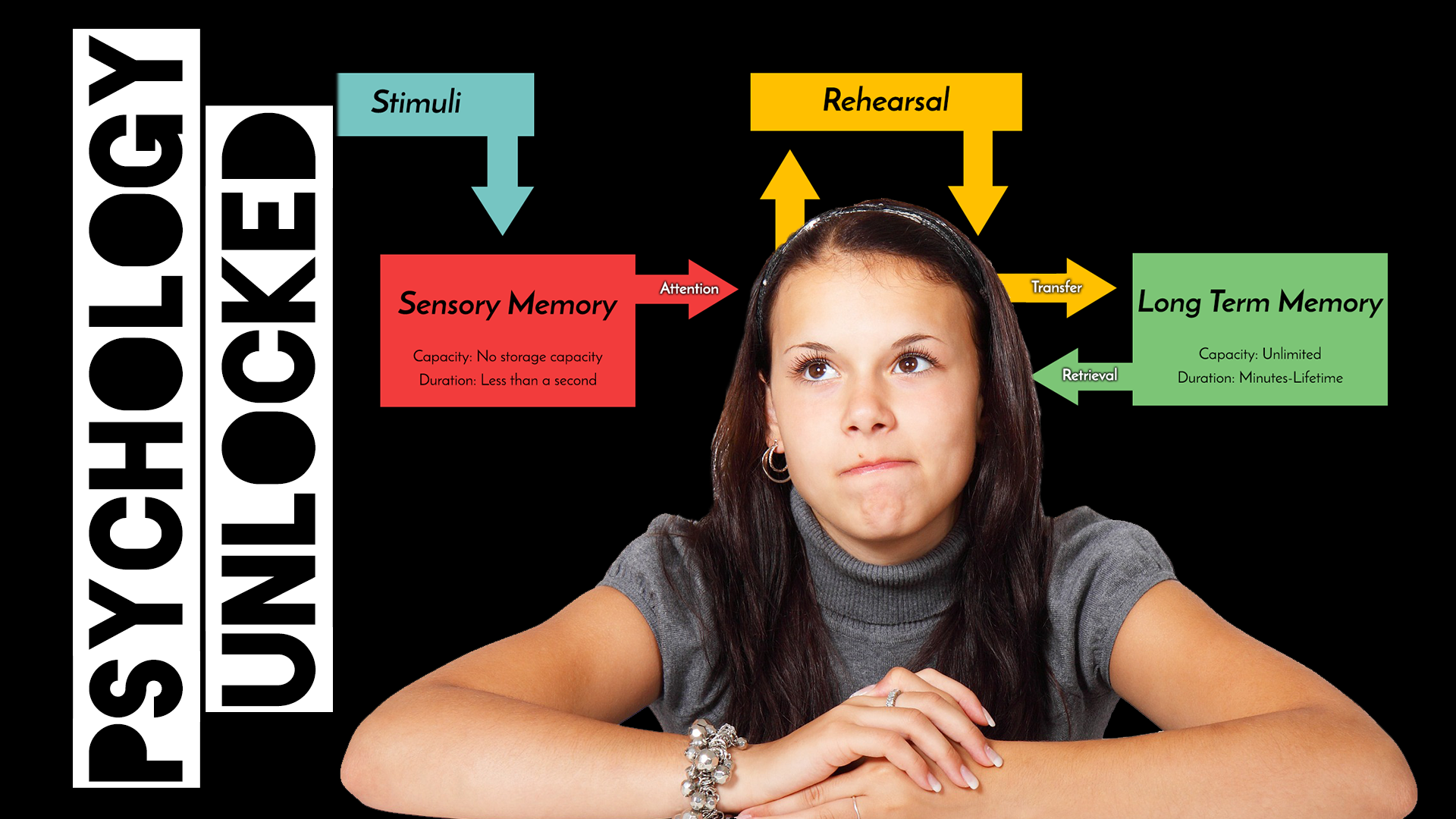 Short Term Memory , Multi-Store Model