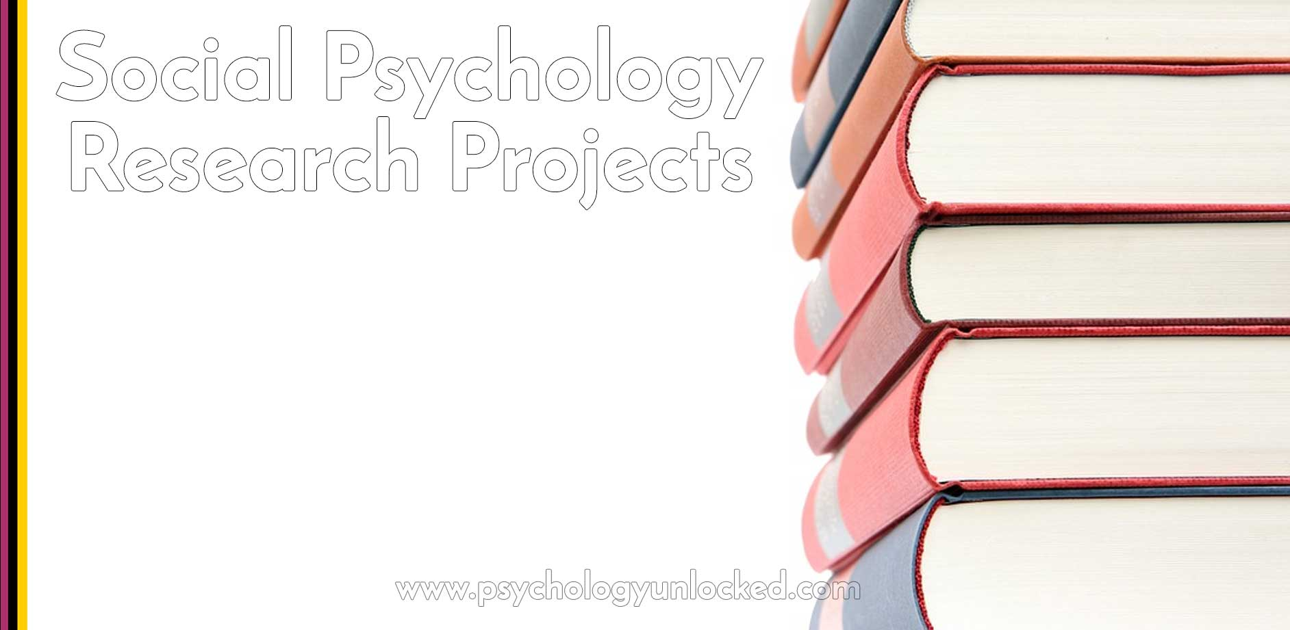 social psychology research topics
