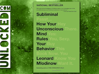 Subliminal by Leonard Mlodinow Review