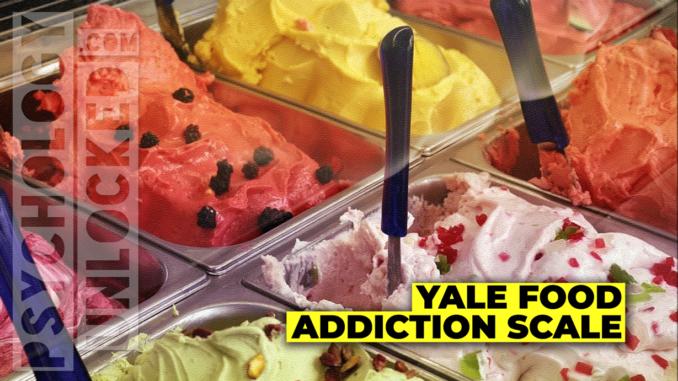 Yale Food Addiction Scale